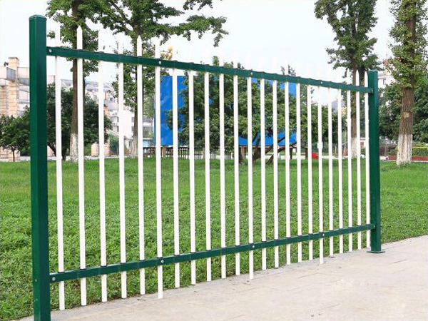 静电护栏喷塑